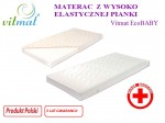 Materac PIANKOWY  Vitmat EcoBaby
