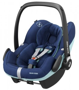 Fotelik Maxi Cosi Pebble PRO i-Size kolor essentiale blue