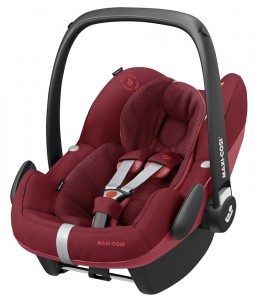 Fotelik Maxi Cosi Pebble PRO i-Size kolor essentiale red