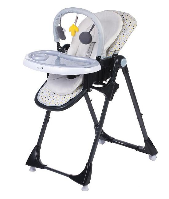Groovy Krzesełko- leżaczek do karmienia KIWI 3w1 Safety 1st KRAK-WIT PV97